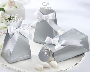 Express Your Love Elegant Icon Favor Box