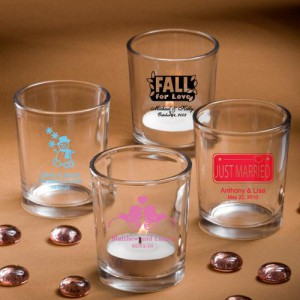 Glass Candle Holder/shot Glass Favors