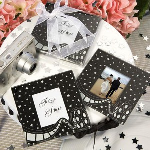 Movie Themed Photo Coaster Set