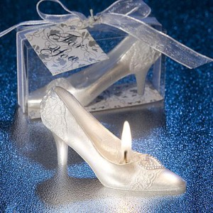 Fairytale Shoe Wedding Favor