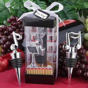 Music Themed Bottle Stopper