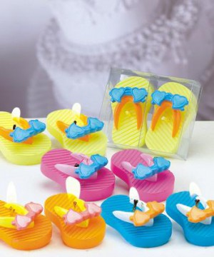 Flip Flop Candles