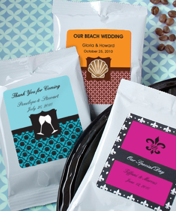 Design Your Own Gourmet Coffee Packets