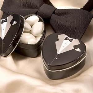 Dressed To The Nines - Tuxedo Mint Tin