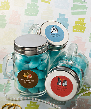 jar wedding favors