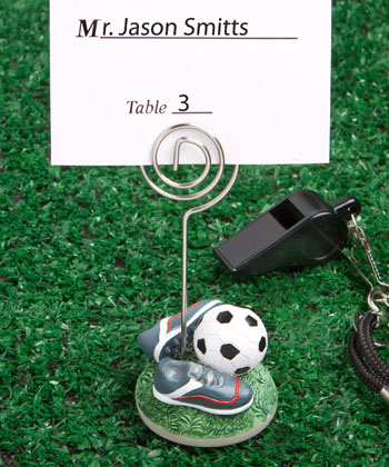 Wedding Favor Ideas for Diehard Sports Fanatics