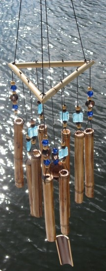 Wind Chime Wedding Favor