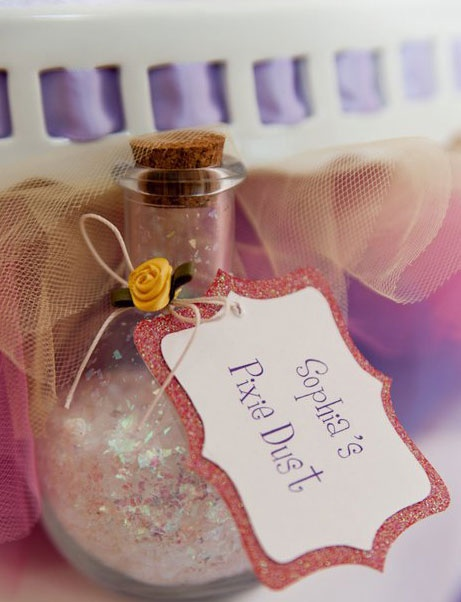 Pixie Dust Wedding Favor
