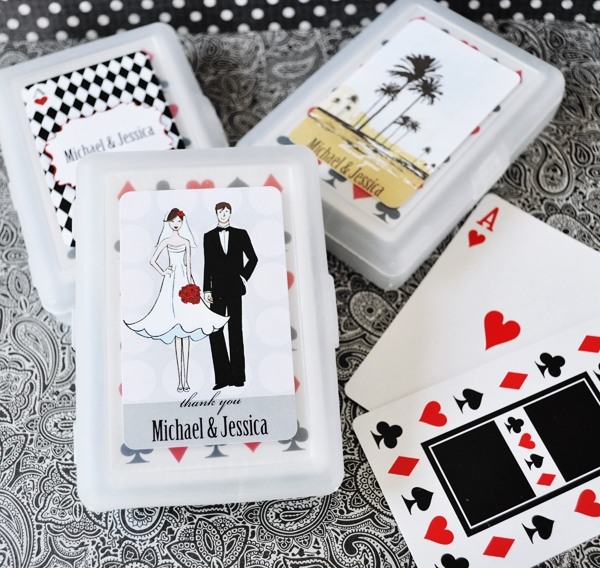 Elite Design Personalized Playing Cards
