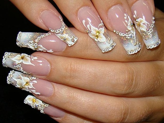 Bling Manicure