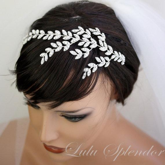 Bride's Headband