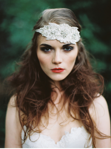 Florence Headpiece