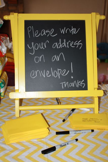 Wedding Guests Thank You Notes