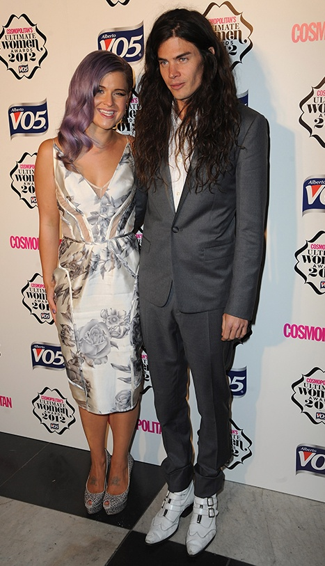 Kelly Osborne and Matthew Mosshart