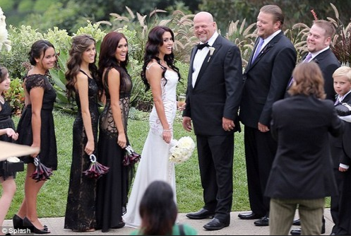 Pawn Star Wedding