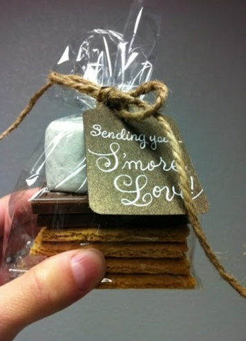 S'more Wedding Favor