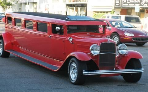 Old Style Limo