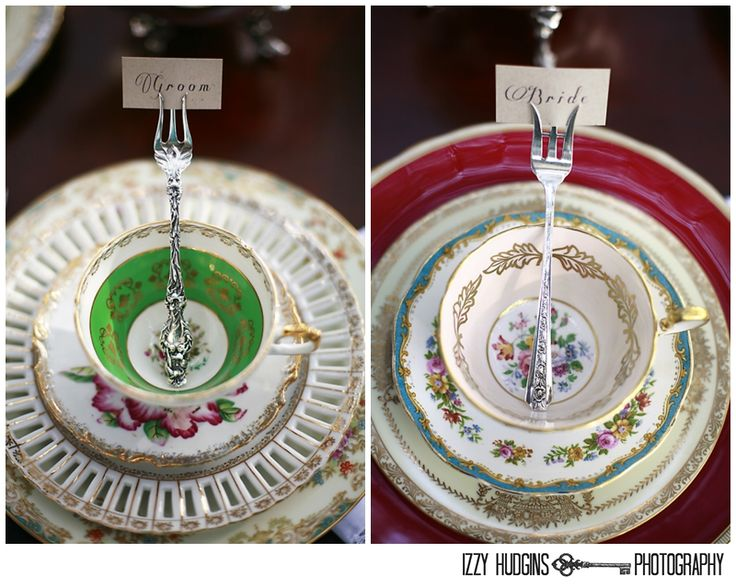 Tea Party Wedding China