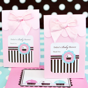 Sweet Shoppe Candy Boxes - Cupcake Party wedding favors