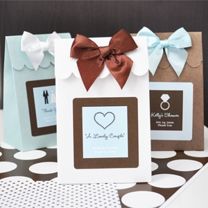 Sweet Shoppe Candy Boxes - Theme wedding favors