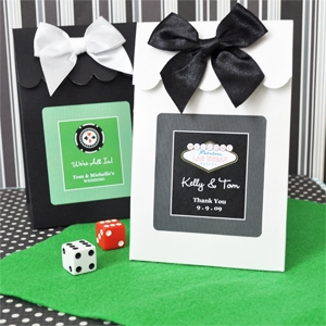 Sweet Shoppe Candy Boxes - Vegas wedding favors