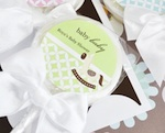 Baby Animals Personalized Lollipop Favors  wedding favors