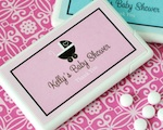 Personalized Baby Shower Mini Mint Favors wedding favors