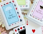 Baby Shower Playing Cards  wedding favors