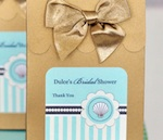 Sweet Shoppe Candy Boxes - Beach Party wedding favors