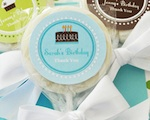 Personalized Birthday Lollipop Favors  wedding favors