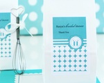 Personalized Muffin Mix - Something Blue wedding favors