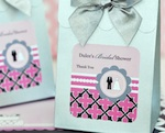 Sweet Shoppe Candy Boxes - Wedding Shower wedding favors