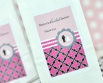 Personalized Muffin Mix - Wedding Shower wedding favors