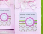 Sweet Shoppe Candy Boxes - Pink Cake wedding favors