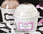 Personalized Cupcake Mix  wedding favors