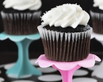 Cupcake Pedestals wedding favors