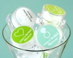 Theme Lip Balm wedding favors