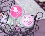 Baby Shower Lip Balm wedding favors