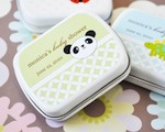 Baby Animals Personalized Mint Tins  wedding favors