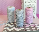 Baker's Twine wedding favors