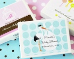 Elite Design Baby Shower Personalized Gum Boxes wedding favors