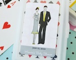 Elite Design Baby Shower Playing Cards wedding favors
