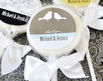 Elite Design Personalized Lollipop Favors wedding favors