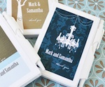 Elite Design Personalized Notebook Favors wedding favors