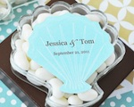Seashell Acrylic Boxes wedding favors