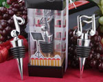Music Themed Bottle Stopper wedding favors