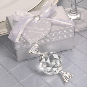 Choice Crystal - Candy wedding favors
