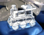 Crystal Choice Choo Choo Train Favors wedding favors