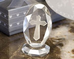 Choice Crystal Cross Favors wedding favors
