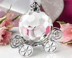 Choice Crystal Collection Pumpkin Coach wedding favors